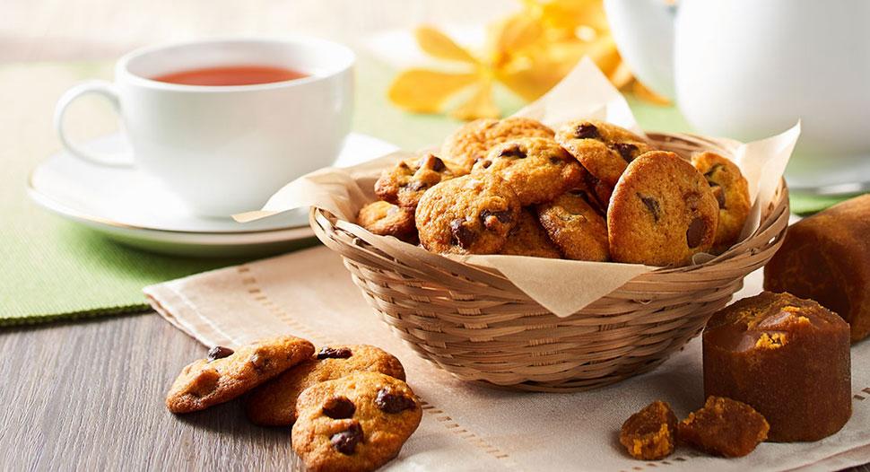 Gula Melaka Cookies