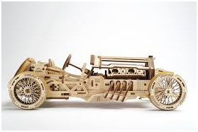 mechanical model kits for adults