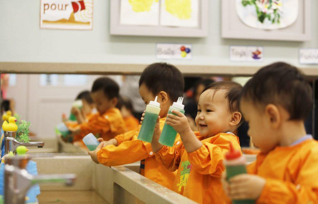 International pre-nursery hong kong