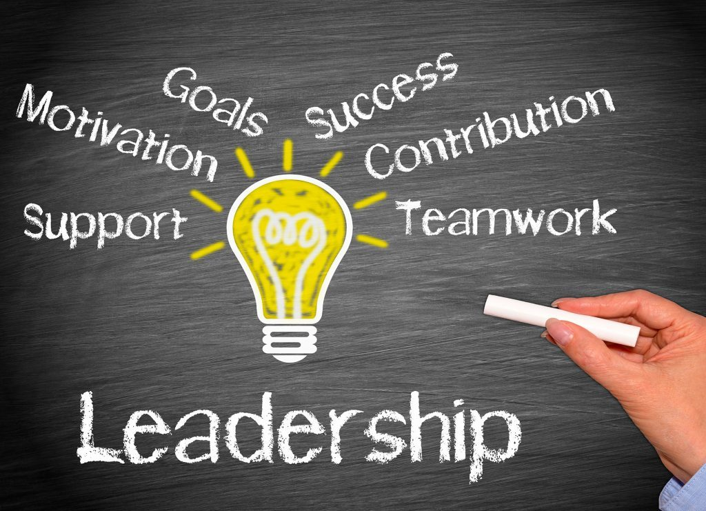 GET TRAINED IN LEADERSHIP QUALITIES