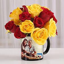 personalised roses