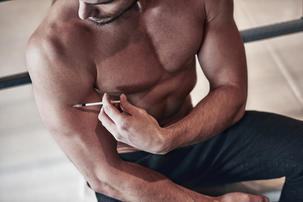 use of steroids